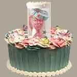popup cake