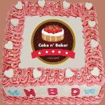 promotion cake 2